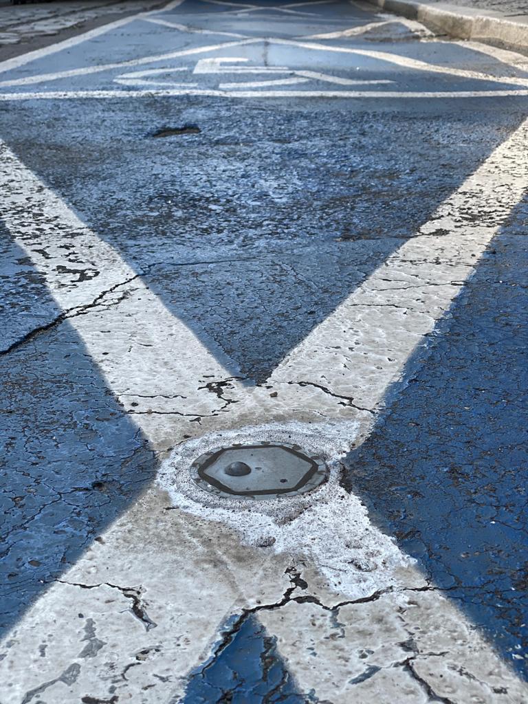 Vroclav - parkovanie pre ŤZP vodičov