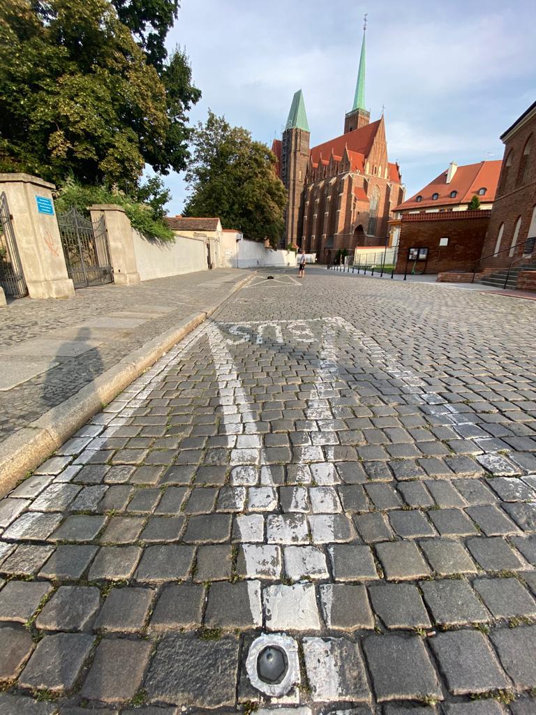 Vroclav - parkovanie pre autobusy